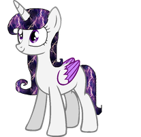 2 Point Adoptable (CLOSED) by Starfall-Pony-Artist