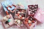 Cernit sweets for dolls :) by Sarqq