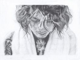 Ben Bruce (Asking Alexandria) by anaumova