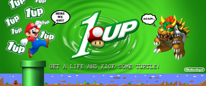 7 UP LABEL by MadManny510