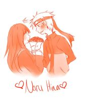 sillywilly GIFT: NARUHINA by pandapunk143