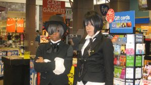 anime (cosplay) day at the mall pic: 12 by rinxbon666