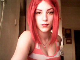 Wig test for next cosplay :3 by antaale