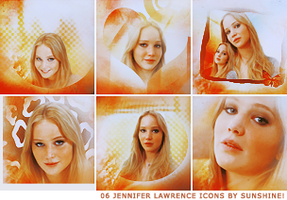 Jennifer Lawrence Icons by itsjustdestiny