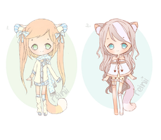 Pastel Adopts Auction [closed] by oreiio