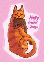 Fireheart EASTER by Rillrex