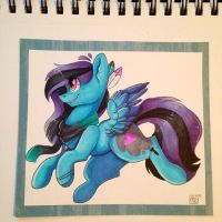 Paint Clouds by sarehkee