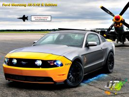 Ford Mustang AV X10 R by Joel-Design