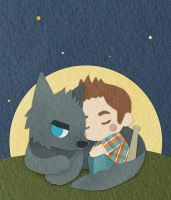 Sterek - Nighty Night. by tedizack