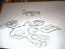 kyogre by jack9730