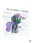 SW33 Model T-83113 by ChicMonster