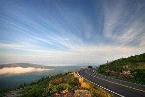 Cadillac Summit Road by tfavretto