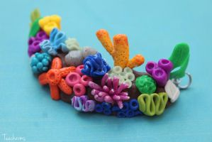 ~Coral reef charm~ by Teacharms