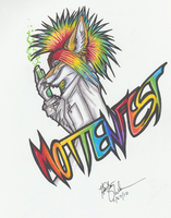 Mottenfest Badge by Iris-Cougar