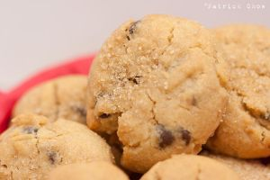 Peanut butter cookies 2 by patchow
