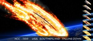 USS Southerland Falling down by coccoluto