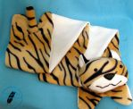 Tiger Scarf by Highwinds2C