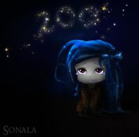 200 On facebook by Sonala