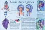 OC Reference - Keotha by Elythe