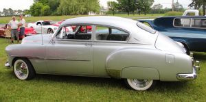 51 Chevy Deluxe by boogster11
