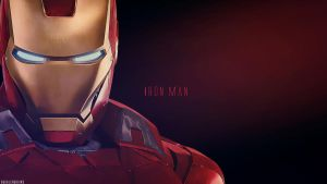 Iron Man Wallpaper by bubblenubbins