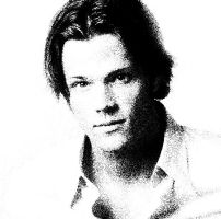 Jared Padalecki by Maarel