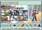Ritchie's Trainercard by Sonic-fan17