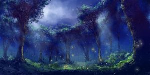 Nocturnal glow by playstyle