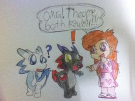 Japanese accent :O by HeartinaThePony