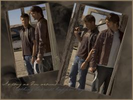 Winchester Boys 02 by the-impalas-backseat