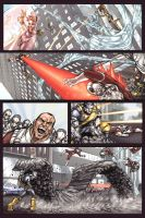 Ultimate X-Men Page 1 by ComfortLove