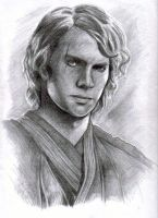 Anakin Skywalker II - RotS by leiaskywalker83