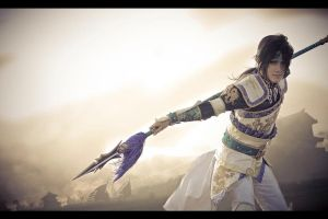 Zhao Yun_Dinasty Warriors 5 by AMPLE-COSPLAY