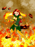 Jean Grey FENIX by Gabianime