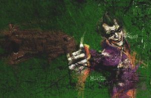 The Joker by P-Chan00