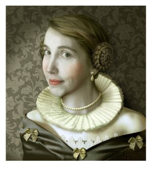 Pearls and renaissance by sipsic