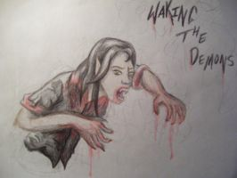 Waking the Demon by RiiThePup