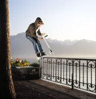 Barspin boardslide by Kimbell