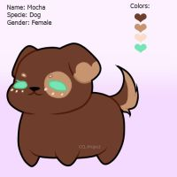 Gacha Result: Mocha!! by CCL-Project