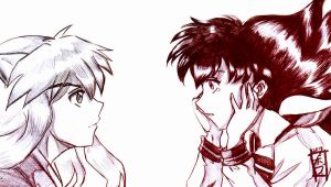 together with you Kagome  GIF by guto-strife-1