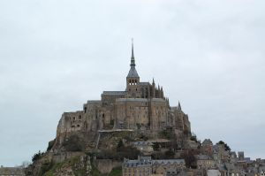 Le Mont Saint Michel_2 by connie919