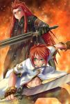 SS : Asch and Luke by DomDozz