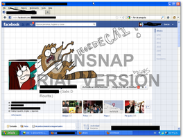 rigby en mi facebook by gabs94