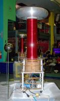 Tesla Coil 4 by mmad-sscientist