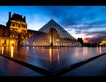 Louvre by night 3 by LeMex