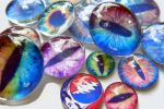 Glass Eye Cabochons 4 Jewelry by Create-A-Pendant