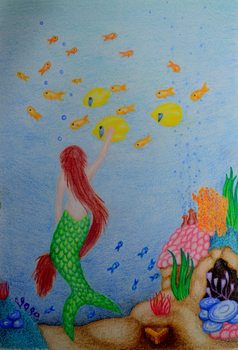 Under the sea by Palasferas