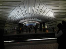 Metro Station 1 by Sorceress2000