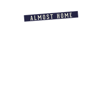 Almost Home Logo Blue by smcveigh92