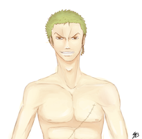 Zoro by Seven-Bridges
